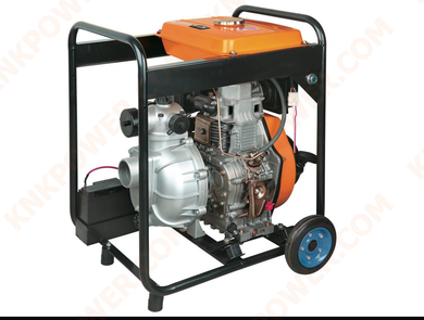 KM040430H 10HP HIGH PRESSURE PUMP DIESEL ENGINE Engine:KMD186FA 10HP Outlet size:80mm(2
