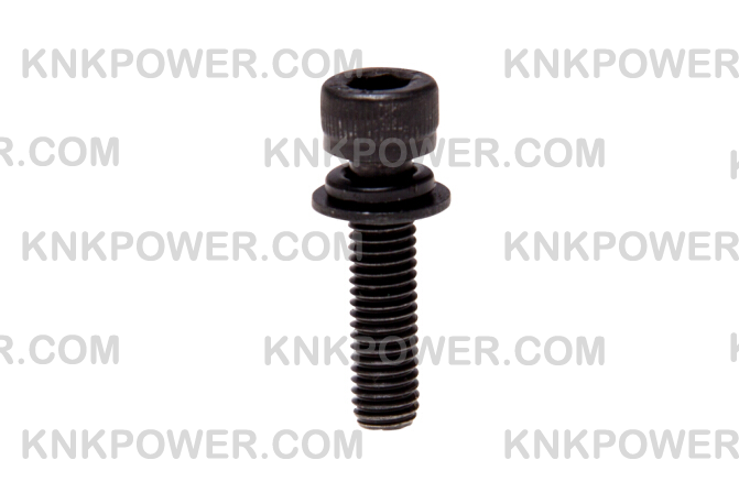 KM1E34F-81 SCREW M5*16