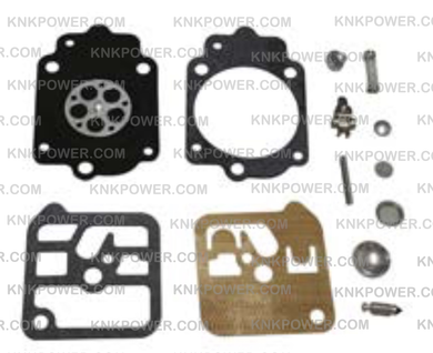 35-115A CARBURETOR REPAIR KIT 5207864 ALPINA CASTOR 800 700 56 66 STIHL 038 034 JONSERED 410 450 525 535 WACKER BH23 165