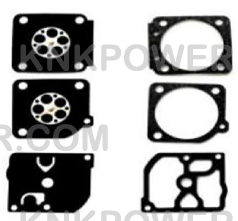 35-121 DIAPHRAGM KITS Replace Zama GND-33