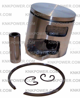 11.2-181 CYLINDER PISTON KIT 577047002 HUSQVARNA 545 545XP 550 550XP JONSERED CS2252 CS2253