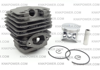 knkpower [4517] ZENOAH 5200 CHAIN SAW KM0403520
