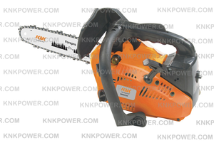 KM0403251 25.4CC GASOLINE CHAIN SAW