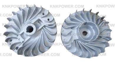 32-204 FLY WHEEL ZENOAH 1E48F (63CC) ENGINE