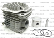 Load image into Gallery viewer, 11-150 CYLINDER PISTON KIT 50082012 OLEO-MAC OLEMAC 952 CHAIN SAW
