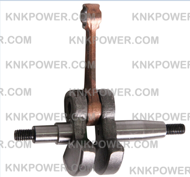 14-204 CRANK SHAFT ZENOAH 1E44F(52CC) ENGINE