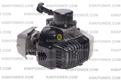 KM1E34FV-2 25.4cc Vertical Engine G26
