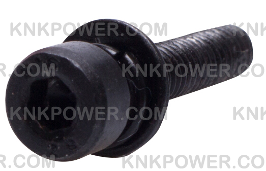 KM0403250-28 SCREW M4*20