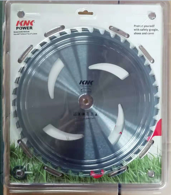 knkpower [14747] TCT BLADE 40T*255*25.4*1.3MM