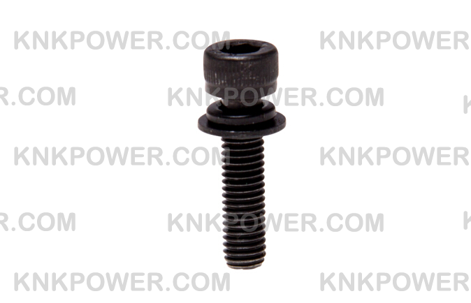 KM1E34F-55 SCREW M5*20