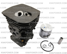 Load image into Gallery viewer, 11-166 CYLINDER PISTON KIT 544 11 99-02 HUSQVARNA 450 445 CHAIN SAW