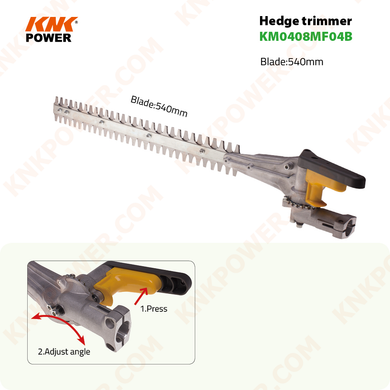 knkpower [12330] HEDGE TRIMMER ATTACHMENT