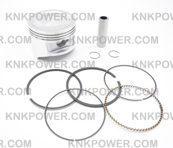11-408A PISTON KIT GX390 13102-ZE8-000 HONDA GX390 ENGINE