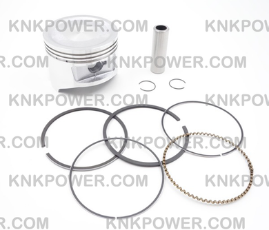 11-404A PISTON KIT HONDA GX200 (+0.25) 68MM