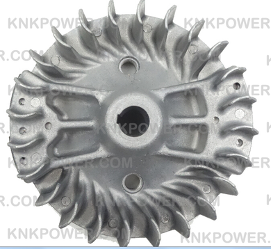 32-205 FLY WHEEL 21050-0709 KAWASAKI TJ35E ENGINE