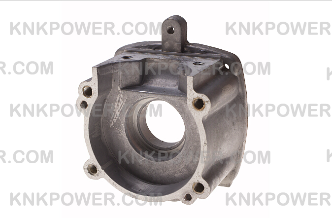 KM1E34F-35 REAR HALF CRANK CASE
