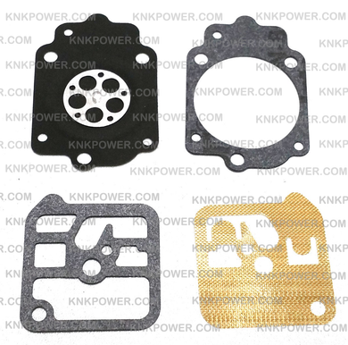 35-115 CARBURETOR REPAIR KIT 5207864 ALPINA CASTOR 800 700 56 66 STIHL 038 034 JONSERED 410 450 525 535 WACKER BH23 165