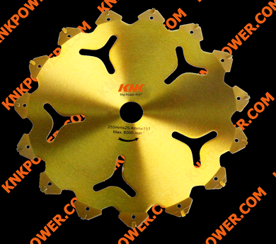 knkpower [14743] BRUSH CUTTER TCT BLADE