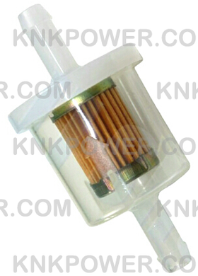34-414 FUEL FILTER KAWASAKI;BRIGGS 691035 493629 FH430V FH451V FH500V FITS SELECTED BRIGGS & STRATTON KOHLER CRAFTSMAN SIMPSON KAWASAKI HUSQVARNA OREGON STENS GRAVLEY JOHN DEERE KUBOTA ENGINES THAT USE THIS TYPE FILTER FOR MOTORCYCLE LAWNMOWER