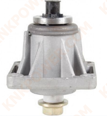 "knkpower [14821] MTD 46"" CUT LATE MODEL MIDDLE & R/H SPINDLE ASSEMBLY, PULLEY,618-0240, 918-0240"