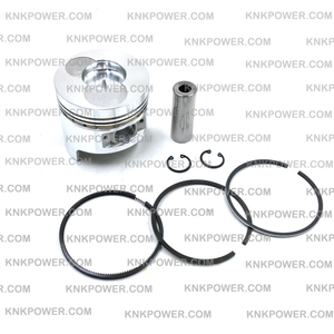 11-416 Piston kit 186F DIESEL
