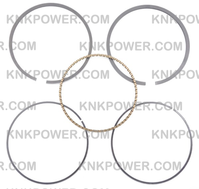 11.1-404A PISTON RING 13010-ZL0-003 HONDA GX200 (+0.25)