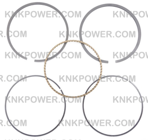 11.1-404 PISTON RING 13010-ZL0-003 HONDA GX200 (STANDARD)