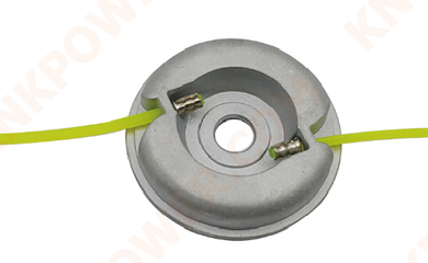 64-146 METAL TRIMMER HEAD Line Dia: 1.6-3.5mm Line Length: 40cm