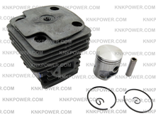 Load image into Gallery viewer, 11-252 CYLINDER PISTON KIT HUSQVARNA 543R BRUSH CUTTER
