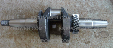 14-402B CRANK SHAFT HONDA GX160