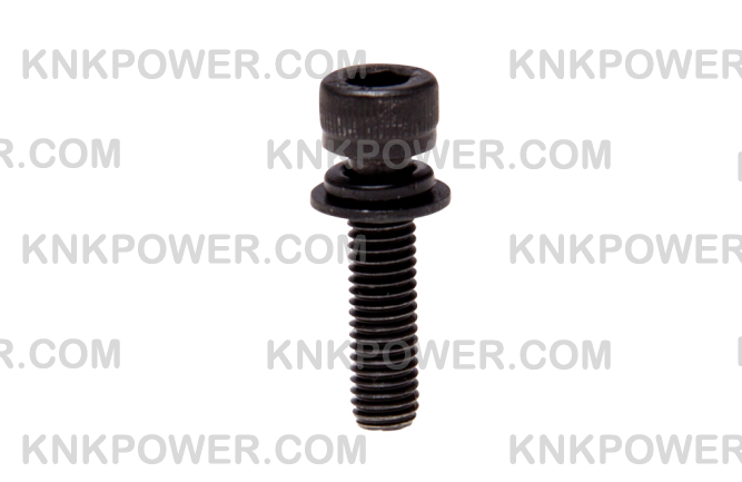 KM1E34F-80 SCREW M5*16