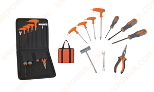 knkpower [14119] REPAIR TOOLS SET 10PCS FOR GASOLINE CHAIN SAW