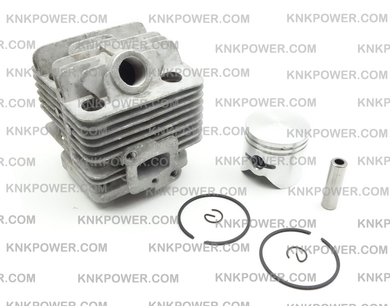 11-201 CYLINDER PISTON KIT ZENOAH 1E34F ENGINE
