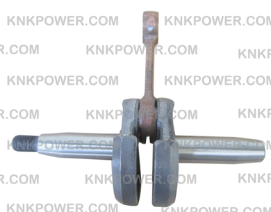 14-205 CRANK SHAFT ZENOAH 1E48F(63CC) ENGINE