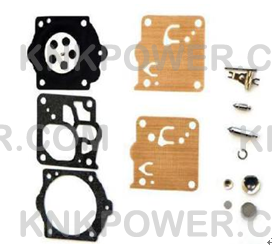 35-1121 CARBURETOR REPAIR KIT 5207897 REPLACE WALBRO K10, WJ SERIES FITS WALBRO CARBURETOR K11-WJ, K13-WJ & K14-WJ MCCULLOCH CHAINSAW MODELS WITH WALBRO WJ SERIES CARBURETORS: TITAN 51, TITAN 55 & TITAN 60