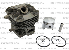 Load image into Gallery viewer, 11-244 CYLINDER PISTON KIT KAWASAKI TH34 ENGINE
