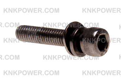 KM1E34F-11 SCREW M5*20