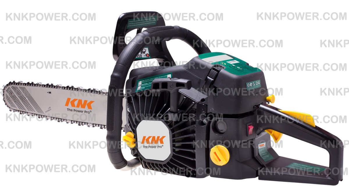 KM0403581 55CC GASOLINE CHAIN SAW