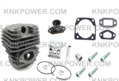 11-106A CYLINDER PISTON KIT ZENOAH 5200 CHAIN SAW KM0403520