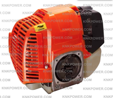 Load image into Gallery viewer, knkpower [4548] 43 CC 4 STROKE GASOLINE ENGINE