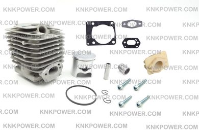 11-102A CYLINDER PISTON KIT ZENOAH 3800 CHAIN SAW KM0403380