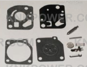 35-156A CARBURETOR DIAPHRAM Replace Zama RB-78 THIS KIT IS COMPATIBLE WITH E-20 OR E-85 ETHANOL FUEL. USED ON ZAMA CARBURETORS: C1U-W7 C1U-W7A C1U-W7B WEEDEATER PART NUMBER 530069970 OR 530071442