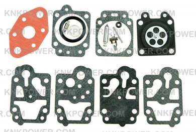 35-1123A GASKET DIAPHRAGM KIT Replace Walbro K20-WYL COMMONLY USED ON HONDA GX22 & GX31 ENGINES ON HONDA TILLERS AND RYOBI TROYBILT 4 CYCLE TRIMMERS