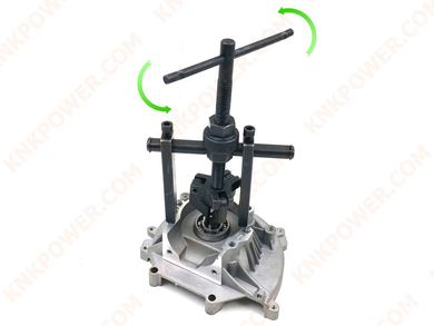 KMBT-1 BEARING PULLER Fit for inner hole 12mm-38mm 1 2