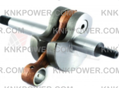 14-216 CRANK SHAFT OLEO-MAC 753