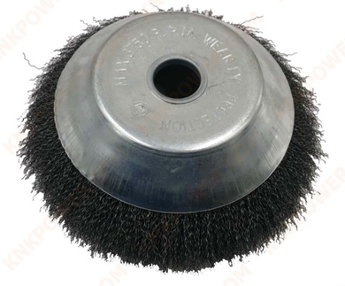 64-14MB Wire Brush 6.5*25.4mm