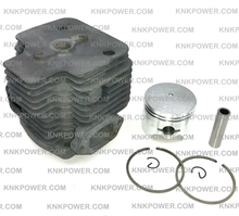 Load image into Gallery viewer, 11-240 CYLINDER PISTON KIT ZENOAH EBZ7000 ENGINE BLOWER