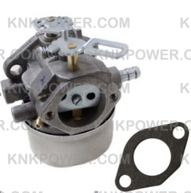 36-467 CARBURETOR 640349 640052 640054 TECUMSEH 8HP 9HP HMSK80 HMSK90 SNOWBLOWER REPLACE OREGON 50-659