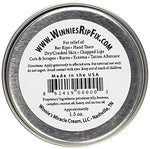 How To Heal Calluses, Blisters, and Skin Rips - RipFix  - Travel Size Tin (0.3 oz)