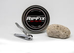 How To Heal Calluses, Blisters, and Skin Rips - RipFix  - 3-Pack Travel Size Tins (0.3oz)